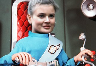 Sophie Aldred Gerry Anderson Podcast