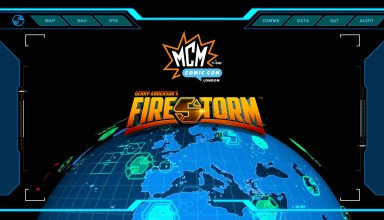 Gerry Anderson's Firestorm World Premiere