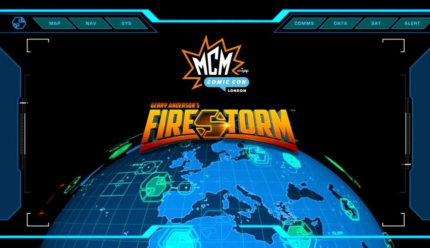 Gerry Anderson's Firestorm World Premiere