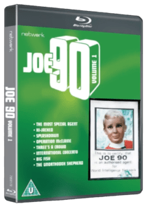 Joe 90 blu-ray volume 1