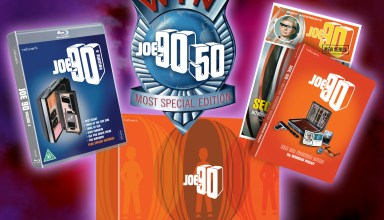 Limited edition Joe 90 deluxe blu-ray collectors set