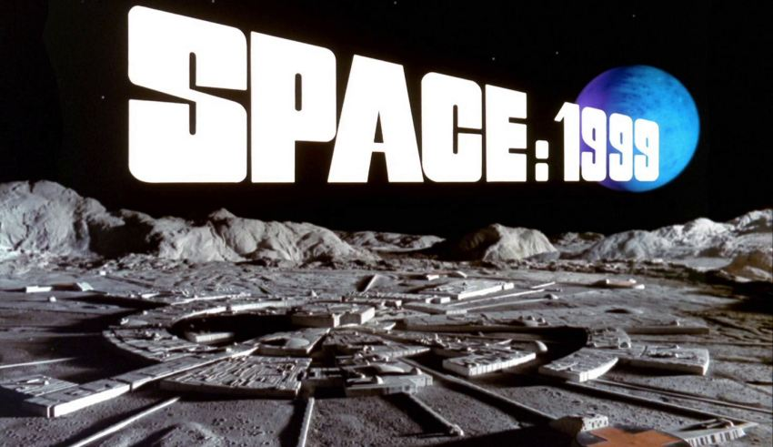 Space 1999 The Vault
