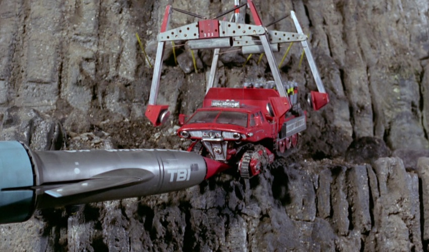 Top 5 Thunderbirds Episodes - End of the Road
