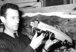 Derek Meddings interview from the archives