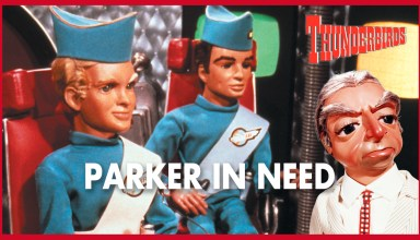 Lost Thunderbirds audio adventure Parker in Need
