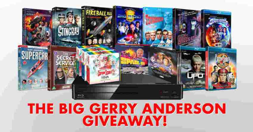 Gerry Anderson Prize package