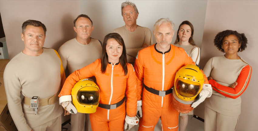 Brand new cast of Space 1999 audio drama breakaway