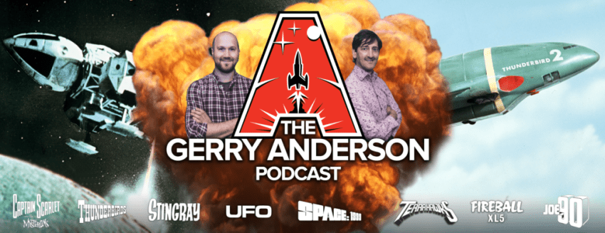 Gerry Anderson Podcast
