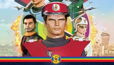 50th anniversary ofGerry Anderson'sCaptain Scarlet.