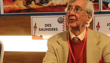 Desmond Saunders