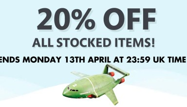 Gerry Anderson Store Easter Sale