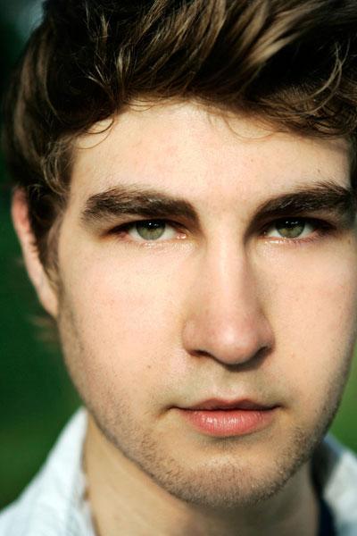 Portrait of Gavin Culbertson ©2009 Maxwell S. Gersh