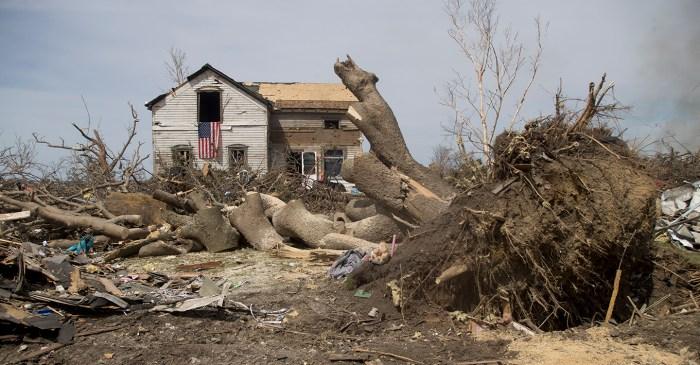 fairdale tornado damage