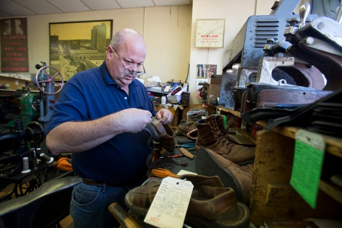 Palace Shoe Repair