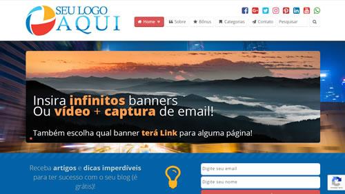 Tema premium WordPress em português Centive Avante