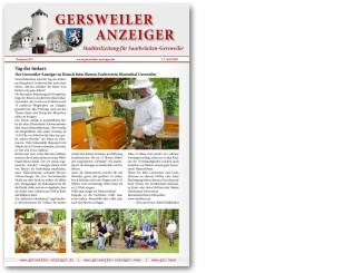 Gersweiler Anzeiger 07/2020