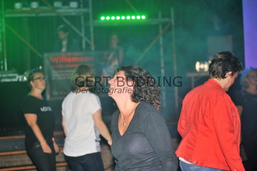 Laatste dansfeest in de Rijnkom