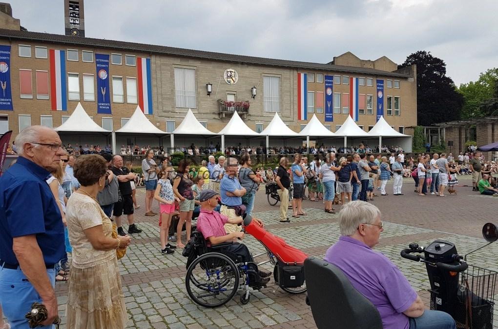 Drukke veteranendag in Oosterbeek