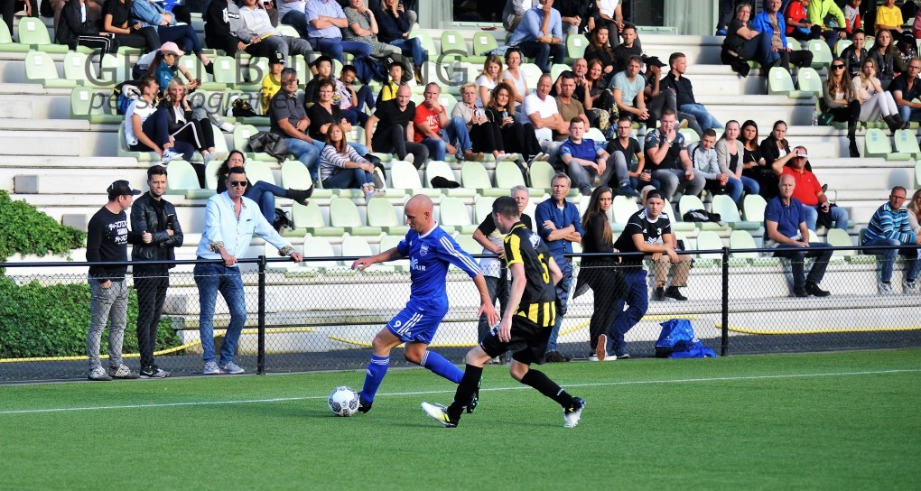 Duno verliest met 1-3 van Jong Vitesse