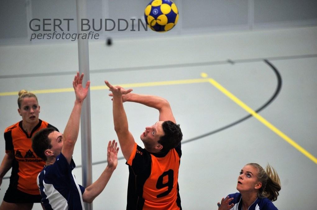 Korfbalclub DKOD verliest eerste oefenduel in nieuwe Doelum