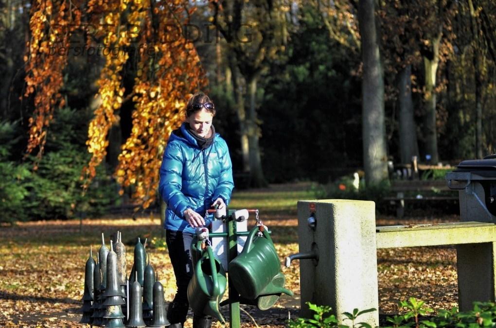 Renkum sluit kranen begraafplaatsen tegen vorstschade