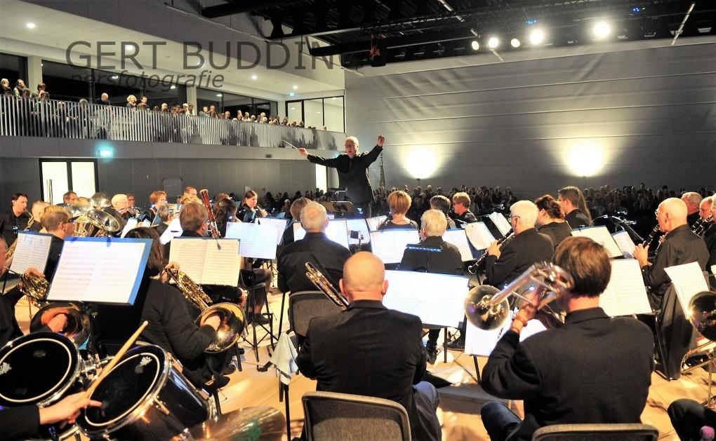 Groots jubileumconcert 90-jarig Heelsums Harmonie in Doelum