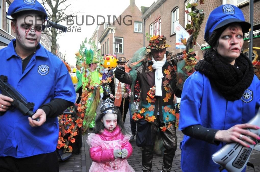 Carnavalsoptocht Wageningen heeft allure