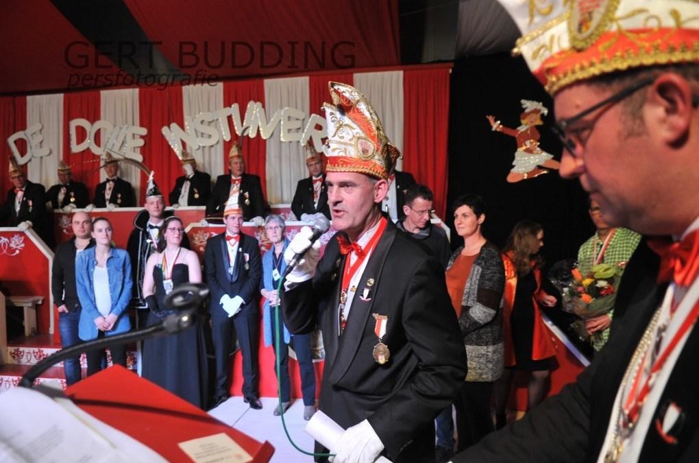 Richard Veldt krijgt Gouden Stuiver De Dolle Instuivers