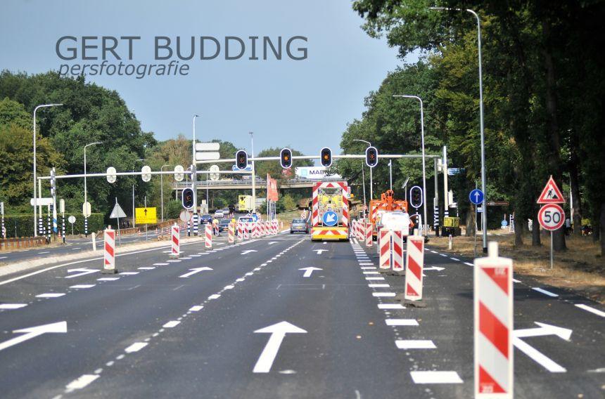 Amsterdamseweg (N225) vandaag weer in gebruik na renovatie