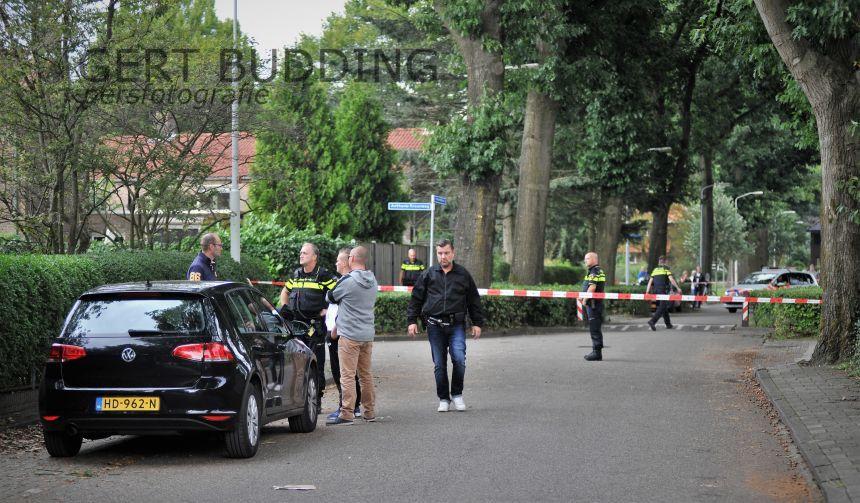 Gijzeling in Heelsum loopt vreedzaam af. Man door politie aangehouden
