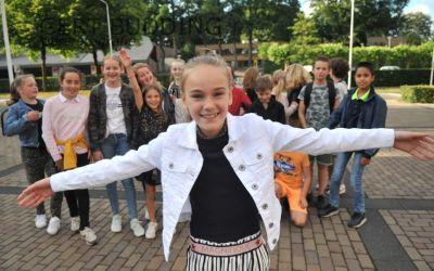 Julot Hulsebos vervangt Remi Bakker en wordt nieuwe kinderburgemeester gemeente Renkum