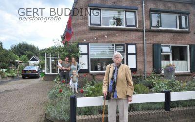 Moeder Annie van der Weijden stierf in 1944 door granaatscherf woning Hogenkampseweg Renkum