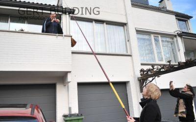 Egbert Sloet van Oldruitenborgh ontvangt Erepenning gemeente Renkum