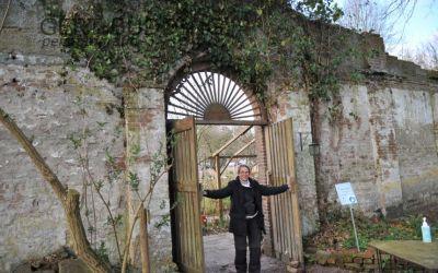 De Ommuurde Tuin, ook wel vitaminen lusthof genoemd,  zaterdag geopend