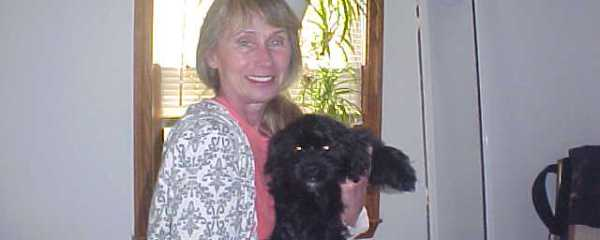 Harvey and Mom Connie