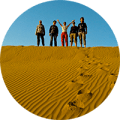 GER to GER Mongolia Gobi Desert Trips Tours Treks