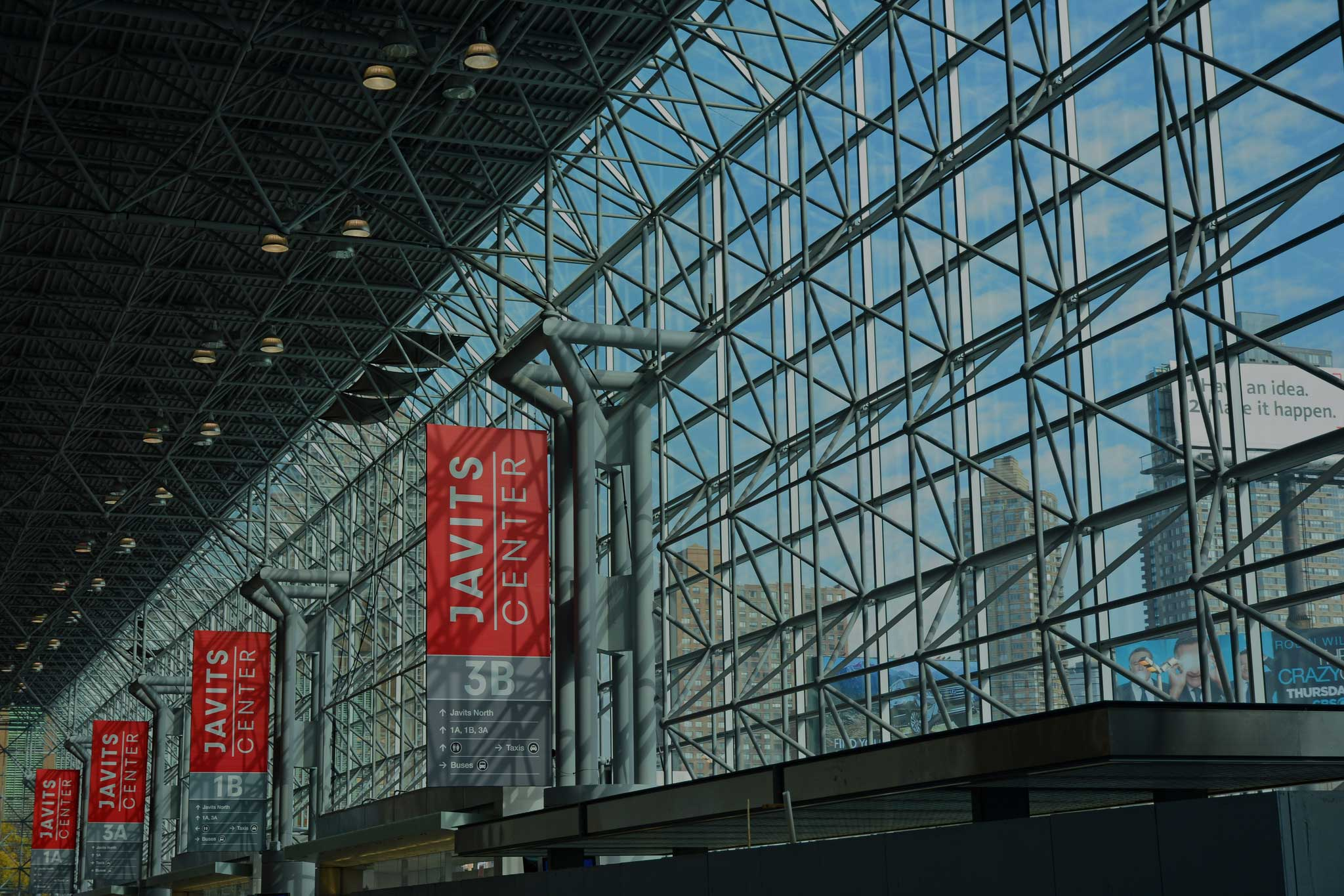 Jacob Javits Center  Event and Exhibition Venues in New