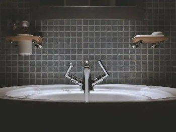 two-handle faucet