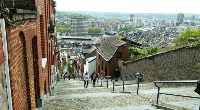 Bienvenue à Liège! Ein Tag in Lüttich…