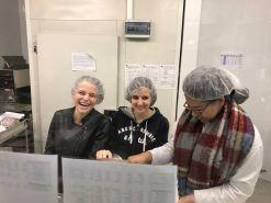 Orientierung in der Großküche: das französisches Kochteam