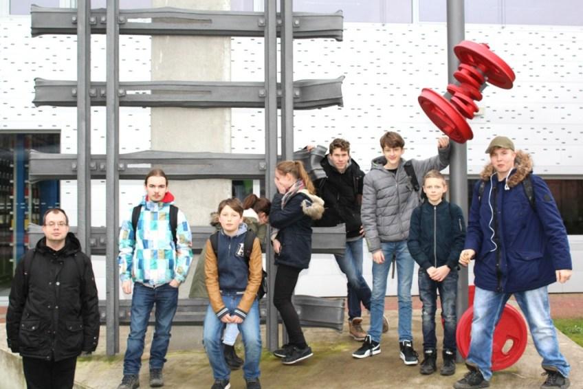 Gesamtschule Königs Wusterhausen_Ausflug in das VINN Lab der TH Wildau_Januar 2018_23
