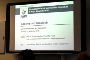 Gesamtschule Königs Wusterhausen_Das haben wir alles nicht gewusst_Lesung und Zeitzeugengespräch_2018_1