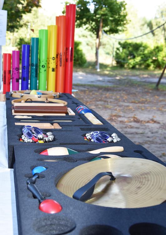 Montessori Grundschule_Musik