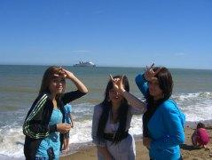 Am Strand 4