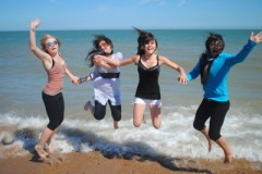 Am Strand 9