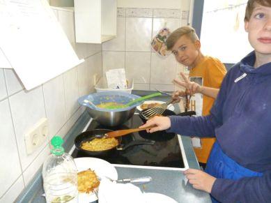 GSP_Praxislernen_Hauswirtschaft_4_41. KW. 2015