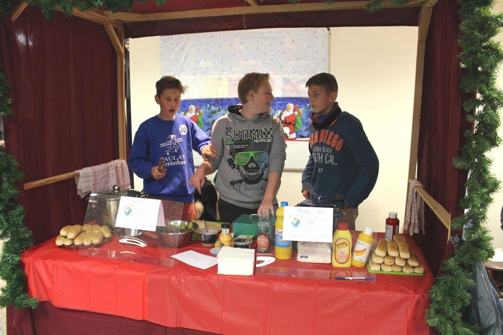 Weihnachtsmarkt Fürstenwalde.Weihnachtsmarkt Der Besonders Schönen Art Gesamtschule Petershagen