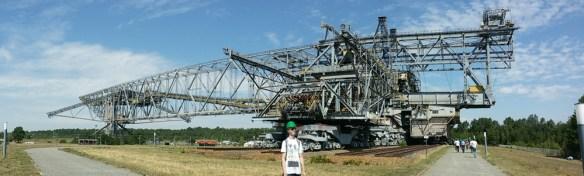 GSP_Projektgruppe Energie beim Besuch der F60_Juli 2016