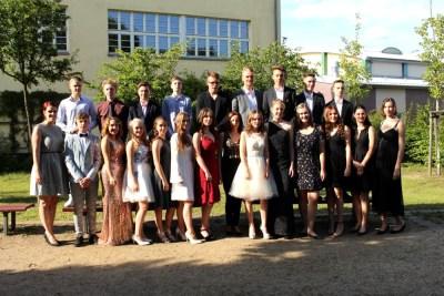 Gesamtschule Petershagen_Abschlussklasse 10d_SJ 2016-17