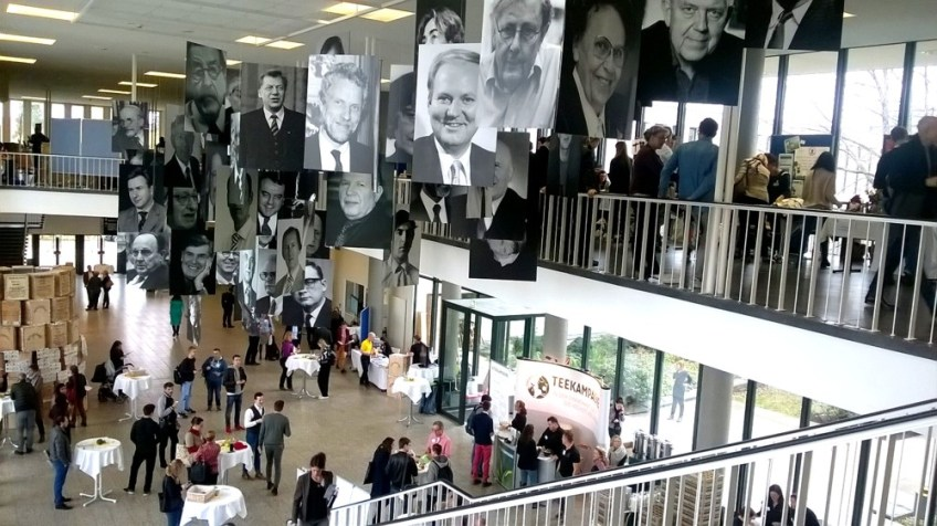 Gesamtschule Petershagen_NFTE-Bundeswettbewerb 2017_Der Henry Ford Bau